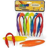 Rainbow Tweezers | Fine Motor Skill Development Toy for Toddlers