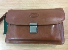 Gents Wrist Bag with Strap NEW
