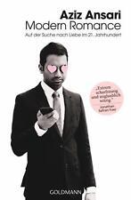 Modern Romance - Aziz Ansari - Großformat - UNGELESEN