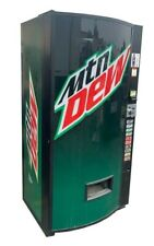 Vendo 570 Soda Vending Machine Mtn Dew Cans & Bottles FREE SHIPPING