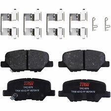Disc Brake Pad Set-Premium Disc Brake Pad Rear TRW TPC1679