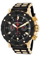 Swiss Legend Hunter Chronograph Mens Watch 15253SM-YG-01-BB