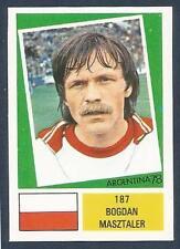 FKS 1978-ARGENTINA 78 -#187-POLAND-BOGDAN MASZTALER