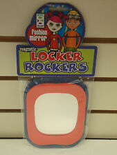 LOCKER ROCKERS MAGNETIC MIRROR - LOT OF 36 MIRRORS - SCHOOL LOCKER MIRROR