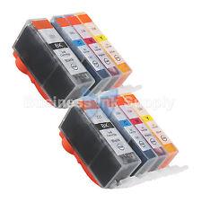 8 PACK PGI-225 CLI-226 NEW Compatible Ink Cartridge Canon PGI225 CLI226 *2PGI