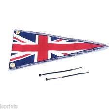 Car Antenna Aerial Flag Plain Union Jack Design Pennant Topper Design Gift Idea