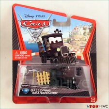 Disney Pixar Cars 2 Galloping Geargrinder #41