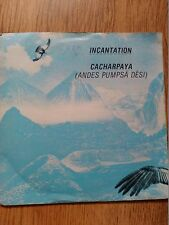 "INCANTATION - Cacharpay 7"" Single Beggars Banquet BEG 84"