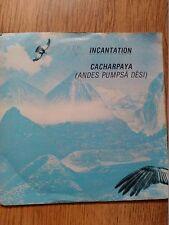 """INCANTATION - Cacharpay 7"""" Single Beggars Banquet BEG 84"""