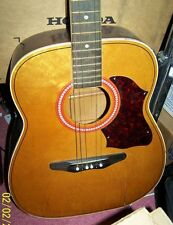 1960's Harmony Jumbo Acoustic Guitar *Repair Project*