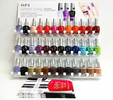 OPI Nail Polish Color INFINITE SHINE 30 Colors + Base/Top Coat Wall Disp U Pick