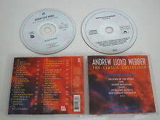ANDREW LLOYD WEBBER/CLASSIC COLLECTION+WELTERFOL(EDEL 0028682EDL) 2XCD ALBUM