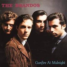 THE BRANDOS - Gunfire At Midnight - Black Vinyl-LP - 4028466317063