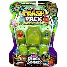 The Trash Pack bruto Zombies podrido Series (12 Pack Zombie Trashies) por Moose
