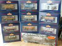 Bachmann 00 Gauge 4 Wheel Tanker Wagons **Multibuy Discounts**