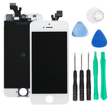 Replacement LCD Touch Digitizer Screen Assembly A1428 A1429 for iPhone 5 White