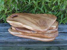 Small Solid Teak Chopping Board Cheese Board Approx 30cm x 18cm x 1.5cm.....