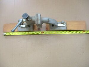 Fence L. H.  R. H. 432-01-089-0007  -0009 From Model 43-110 Rockwell Shaper