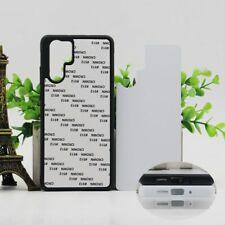 5pcs TPU+PC Sublimation blank Print Case For Huawei P40 Pro + P30 P20 Lite P10