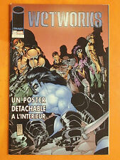 WETWORKS N° 5 du 03/1998- Image comics éditions SEMIC