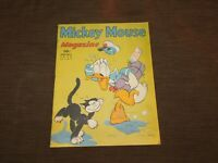 VINTAGE COMICS JANUARY 1939 MICKEY MOUSE MAGAZINE