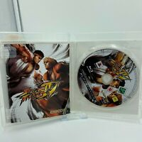 Street Fighter 4 IV Sony PlayStation 3 PS3 PAL Complete
