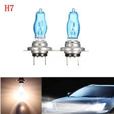 2x 12V 100W 6000K H7 Auto Blanc HOD Xenon Phare Feu Ampoule Bulb Lampe Headlight