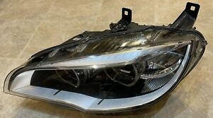 BMW X6 X5 M E71 E70 LED Adaptive Left Headlight Headlamp Driver 2013 2014 Angel