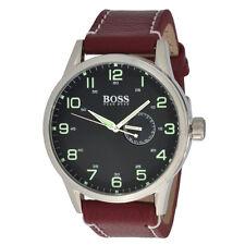 Hugo Boss Black XL Quarzo orologio da polso da uomo 1512723 5ATM impermeabile