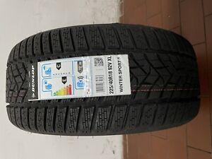 Winterreifen Dunlop Winter Sport 5 225/40 R18 92V XL Winter Reifen