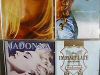 Madonna- 4-CD-Sammlung