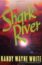 NEW - Shark River (Doc Ford) by White, Randy Wayne