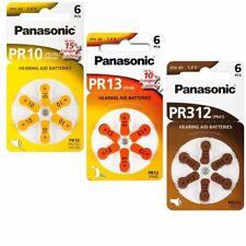Piles jetables Panasonic pour équipement audio et vidéo