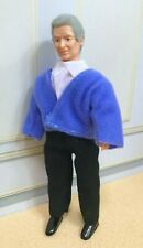 Dollhouse Miniature  Grandfather Doll