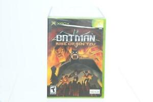 Batman: Rise of Sin Tzu (Microsoft Xbox, 2003)