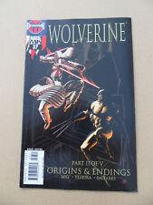 Wolverine (vol 3) 37 . Decimation . Marvel 2006 . VF - minus