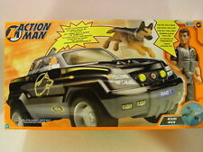 ACTION MAN-RAID 4 X 4-ORIGINALE HASBRO FIGURE PERSONAGGI0 INCLUSO