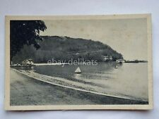 SISTIANA Trieste barca vela vecchia cartolina