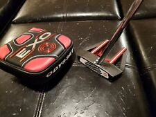 New listing ODYSSEY EXO 7 CS PUTTER 34 STROKE LAB GRIPMASTER ROO TACKY LEATHER GRIP