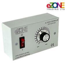 More details for extractor fan motor speed controller 6a 230v restaurant ventelation  filter