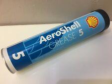 AEROSHELL 5 GREASE  HIGH TEMPERATURE AIRCRAFT GREASE 14.1 Oz Tube w/ Certs