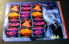 United Nations Scott# 824-827 Year of the Mountains 2002 Mnh L218