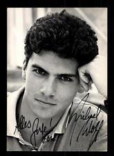 Michael Wolf Autogrammkarte Original Signiert # BC 98645