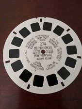 """""""Mount Monadnock New Hampshire"""" View-master #274. Used condition."""