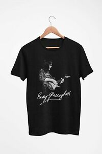 Rory Gallagher T-Shirt Music Gift