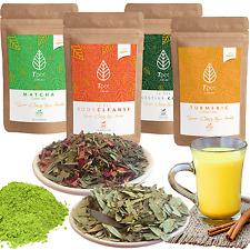 Detox Tea  Kit - TeaTox Package - Weight Loss - Skinny Tea Me - Fat Loss