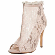 Lace High Heel (3-4.5 in.) Stiletto Boots for Women