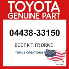 TOYOTA GENUINE 0443833150 BOOT KIT, FR DRIVE 04438-33150