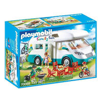Playmobil Family Fun Family Camper Building Set 70088 NEW IN STOCK