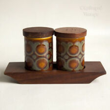 Cruet Sets Vintage Original Hornsea Pottery Tableware